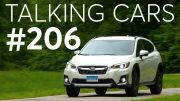 2019 Subaru Crosstrek Plug-in Hybrid First Impressions; Audience Questions | Talking Cars #206 4