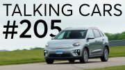 2019 Kia Niro EV First Impressions; Honda Fixing Its CR-V's Troubled Engines | Talking Cars #205 4