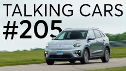 2019 Kia Niro EV First Impressions; Honda Fixing Its CR-V's Troubled Engines | Talking Cars #205 1