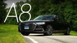2019 Audi A8 Quick Drive | Consumer Reports 7