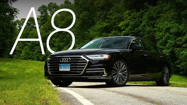 2019 Audi A8 Quick Drive | Consumer Reports 1