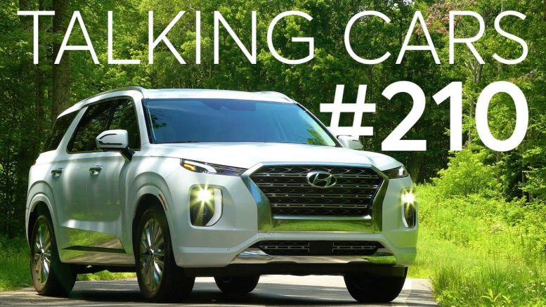 2020 Hyundai Palisade First Impressions | Talking Cars With Consumer Reports #210 1