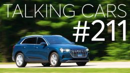 2019 Audi E-Tron First Impressions; Lee Iacocca Automotive Career Highlights | Talking Cars #211 12