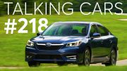 2020 Subaru Legacy First Impressions; Should You Buy A Vehicle With No Maintenance History? | #218 2