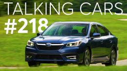 2020 Subaru Legacy First Impressions; Should You Buy a Vehicle with No Maintenance History? | #218 5