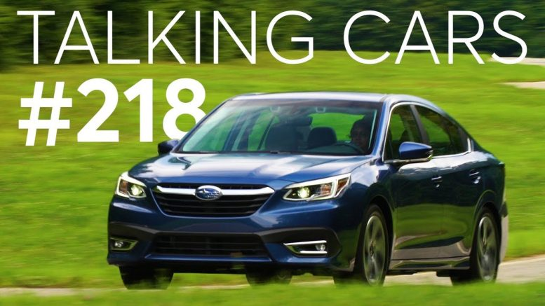 2020 Subaru Legacy First Impressions; Should You Buy a Vehicle with No Maintenance History? | #218 1