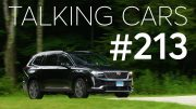 2020 Cadillac Xt6 First Impressions; Why Are Wagons Going Away? | Talking Cars #213 5