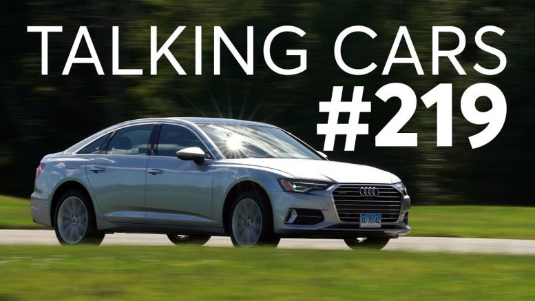 2019 Audi A6 First Look; All-Electric Ford F-150 | Talking Cars with Consumer Reports #219 1