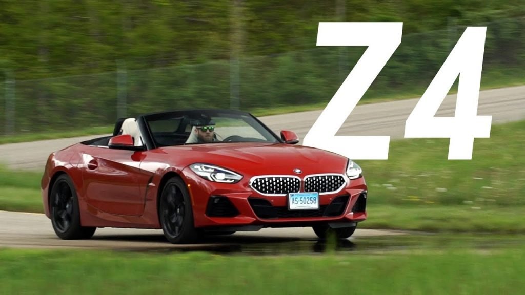 2019 BMW Z4 Quick Drive   Consumer Reports 1