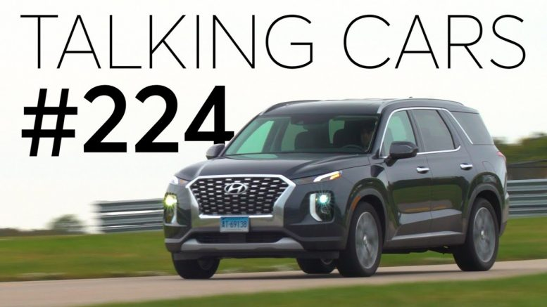Tesla Smart Summon; 2020 Hyundai Palisade Test Results | Talking Cars with Consumer Reports #224 1