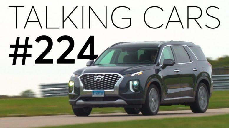 Tesla Smart Summon; 2020 Hyundai Palisade Test Results |Talking Cars With Consumer Reports #224 1