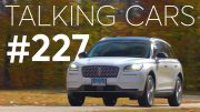 2020 Lincoln Corsair; How Crash Test Dummies Can Cause Injuries | Talking Cars #227 3