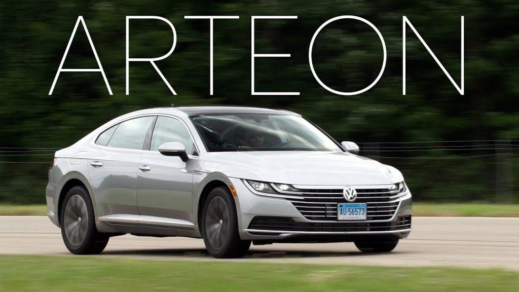 2019 Volkswagen Arteon Quick Drive | Consumer Reports 1