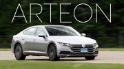 2019 Volkswagen Arteon Quick Drive | Consumer Reports 4