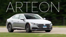 2019 Volkswagen Arteon Quick Drive | Consumer Reports 10