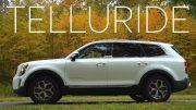 2020 Kia Telluride Quick Drive | Consumer Reports 4