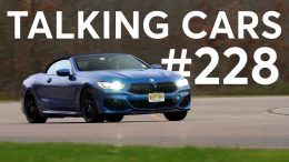 BMW M850i & Bentley Bentayga Review; FCA/Peugeot Merger | Talking Cars with Consumer Reports #228 4