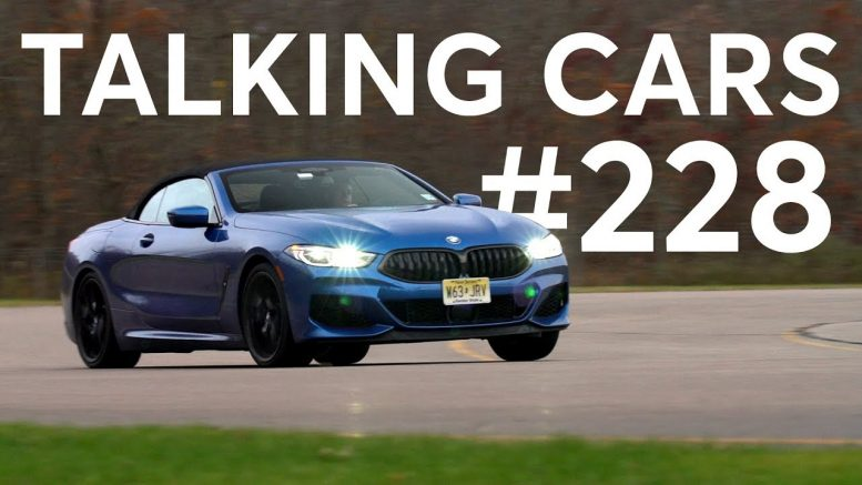 BMW M850i & Bentley Bentayga Review; FCA/Peugeot Merger | Talking Cars with Consumer Reports #228 1