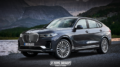 Future BMW X8 will have an M Performance hybrid – X8 M45e 4