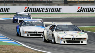 Video: Go for a ride on board the iconic BMW M1 supercar 6