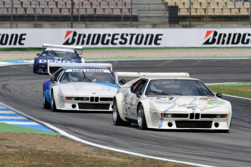 Video: Go for a ride on board the iconic BMW M1 supercar 1