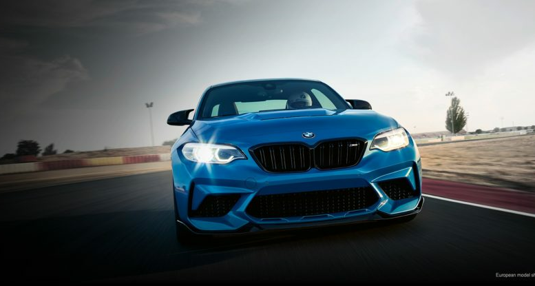 BMW M2 CS beats Urus, Cayman GT4 and M850i on Hockenheim 1