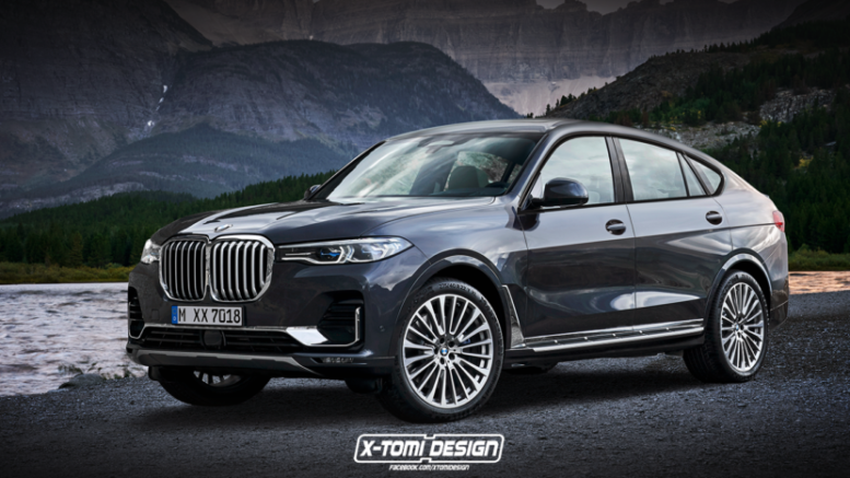 Future Bmw X8 Will Have An M Performance Hybrid – X8 M45E 1