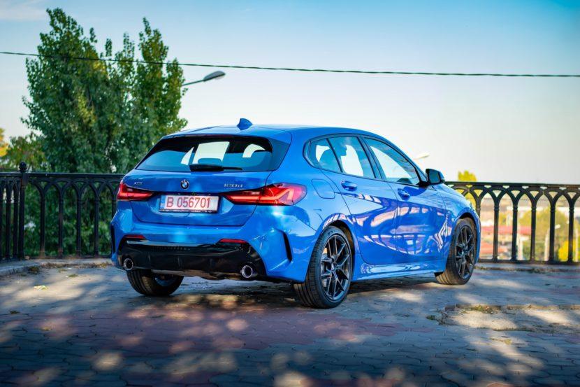 REVIEW: 2019 BMW 120d xDrive Hatchback 17