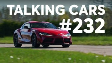 2020 Toyota Supra Test Results; Confusing Names For Safety Features | Talking Cars #232 24
