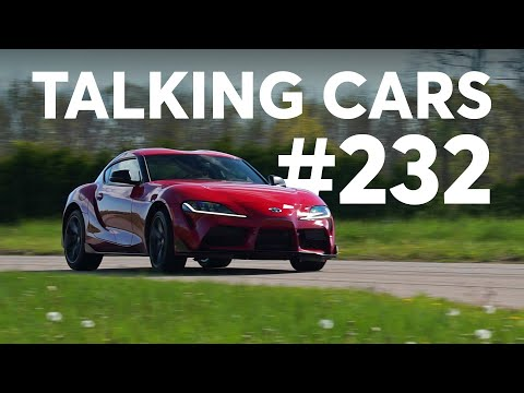 2020 Toyota Supra Test Results; Confusing Names for Safety Features | Talking Cars #232 1
