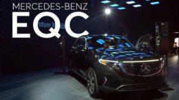 2019 LA Auto Show: 2020 Mercedes-Benz EQC | Consumer Reports 6