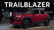 2019 La Auto Show: 2021 Chevrolet Trailblazer | Consumer Reports 4