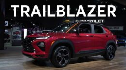 2019 La Auto Show: 2021 Chevrolet Trailblazer | Consumer Reports 5