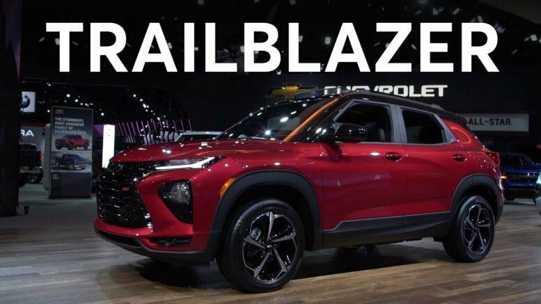 2019 LA Auto Show: 2021 Chevrolet Trailblazer | Consumer Reports 1
