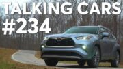 2020 Toyota Highlander First Impressions; Studded Tires & Rustproofing for Winter Driving 5
