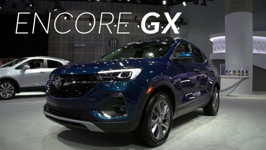 2019 LA Auto Show: 2020 Buick Encore GX   Consumer Reports 1