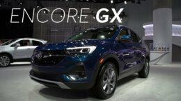 2019 LA Auto Show: 2020 Buick Encore GX | Consumer Reports 4