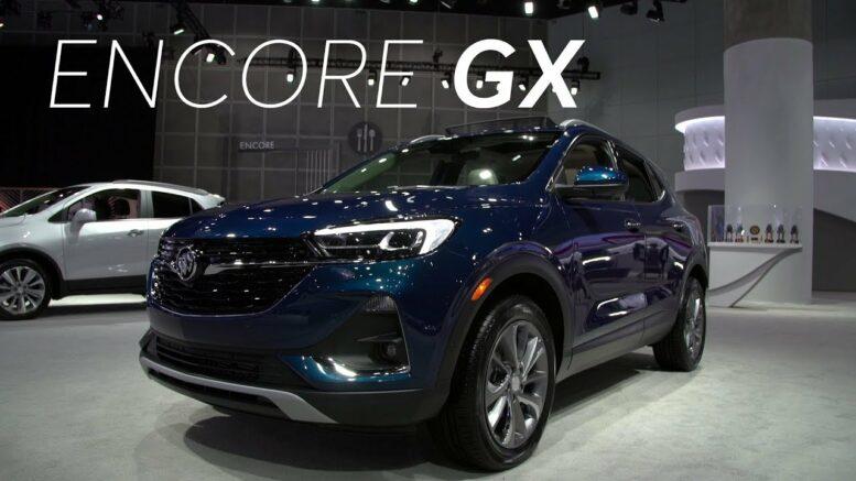 2019 LA Auto Show: 2020 Buick Encore GX | Consumer Reports 1