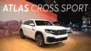 2019 LA Auto Show: 2020 Volkswagen Atlas Cross Sport | Consumer Reports 4