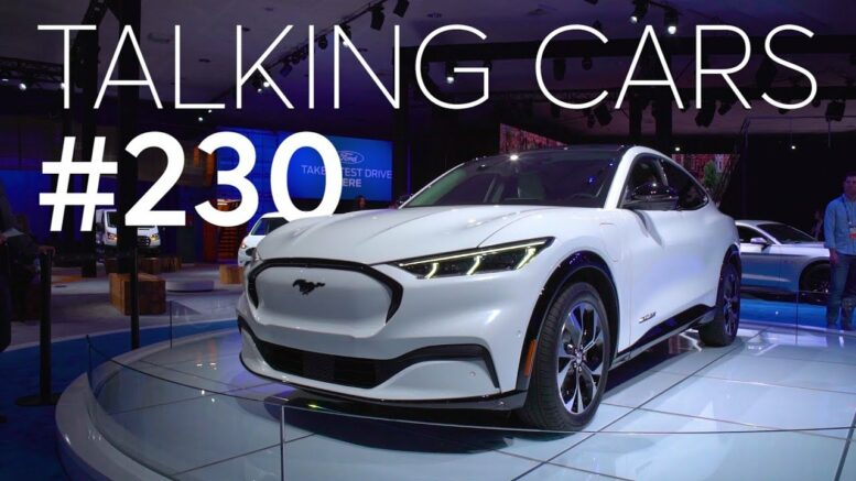 2019 Los Angeles Auto Show | Talking Cars With Consumer Reports #230 1