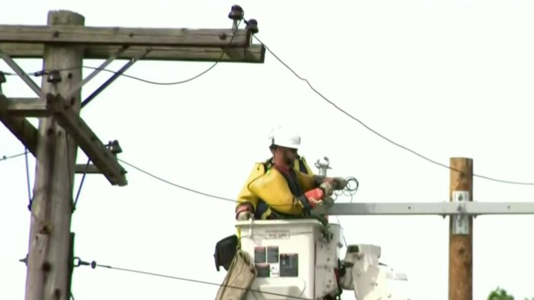Thousands of customers without power across Southeast Michigan