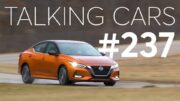 2020 Nissan Sentra; CES Concept Cars; Are Re-Tread Tires a Good Option? | Talking Cars #237 5
