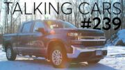 2020 Chevrolet Silverado Diesel Test Results; Do Tires Ever Expire? | Talking Cars #239 3