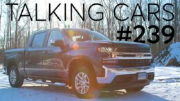 2020 Chevrolet Silverado Diesel Test Results; Do Tires Ever Expire? | Talking Cars #239 1
