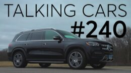 2020 Mercedes-Benz GLS Test Results; Captain's Chairs vs Bench Seats | Talking Cars #240 3