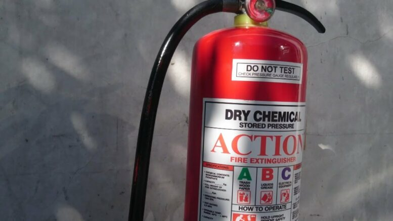 How to Use a Fire Extinguisher | Consumer Reports 1