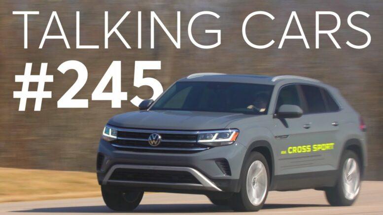 2020 Volkswagen Atlas Cross Sport; Coronavirus Affecting Auto Shows | Talking Cars #245 1