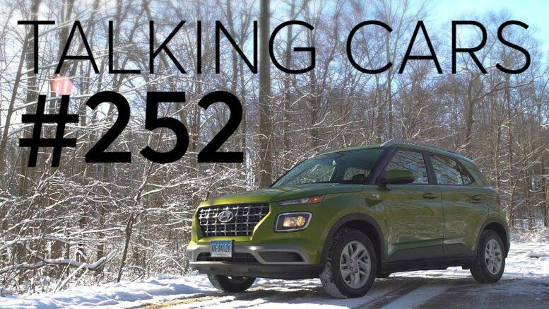 2020 Hyundai Venue Test Results; Buying a Car During the Coronavirus Pandemic| Talking Cars #252 1