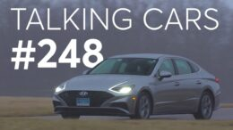 2020 Hyundai Sonata Test Results; Staying Safe at The Pump | Talking Cars with Consumer Reports #248 8