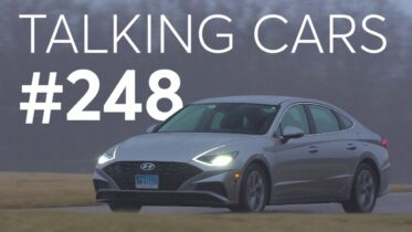 2020 Hyundai Sonata Test Results; Staying Safe At The Pump   Talking Cars With Consumer Reports #248 24